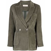 Circolo 1901 giacca doppiopetto - verde