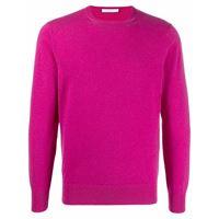 Cruciani maglione a girocollo - rosa
