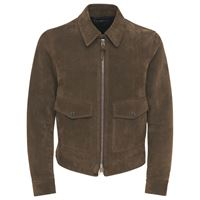 TOM FORD giacca in camoscio
