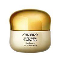 Shiseido benefiance - nutri. Perfect day cream 50ml